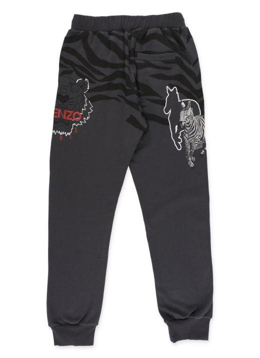 Multi Icon jogging pants