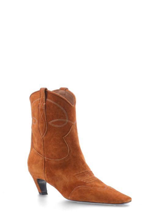 The Dallas boot