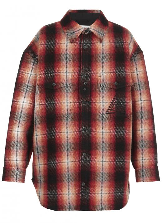 Virgin wool jacket
