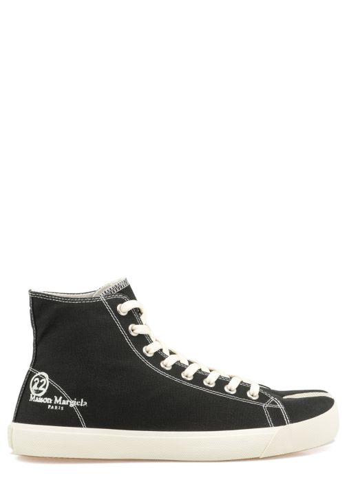Hi top Tabi sneakers