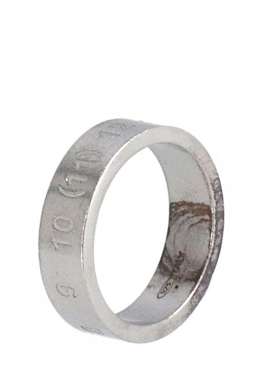 Numerical logo Ring