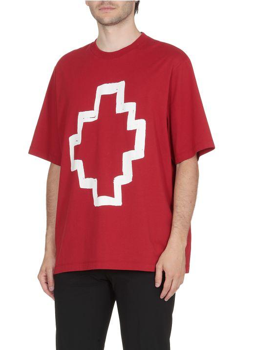 Tempera Cross t-shirt
