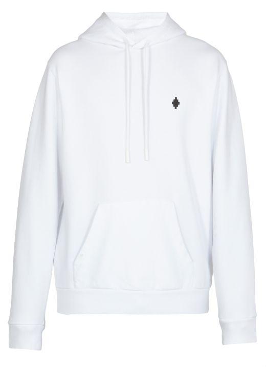 Cross hoodie
