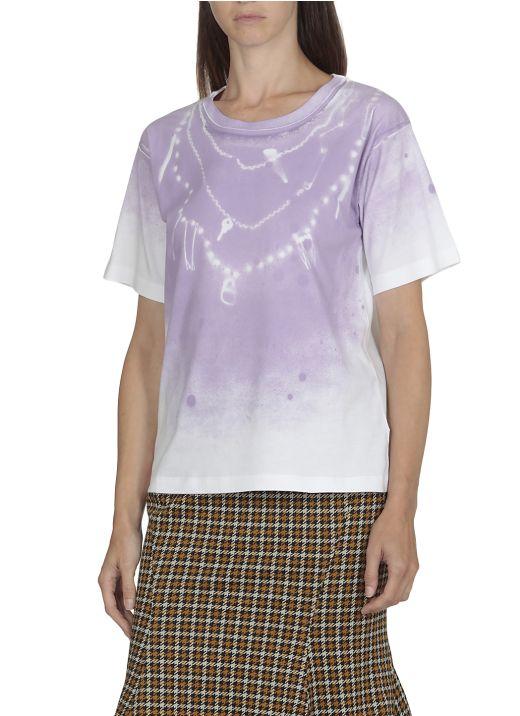 Stencil t-shirt