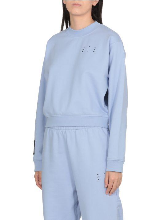 Icon ZERO: Cropped sweatshirt