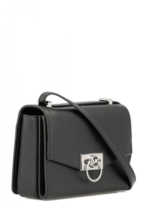 Leather extra-small Hendrix shoulder bag