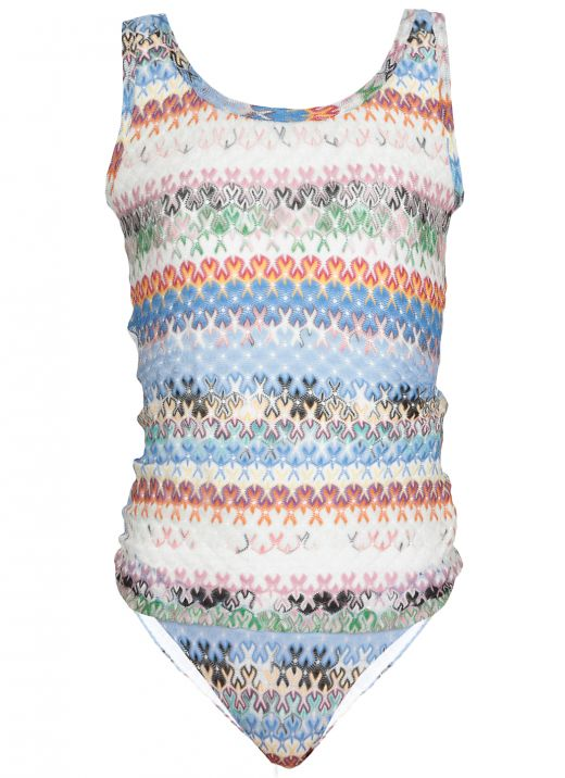 Knitted swimsuit