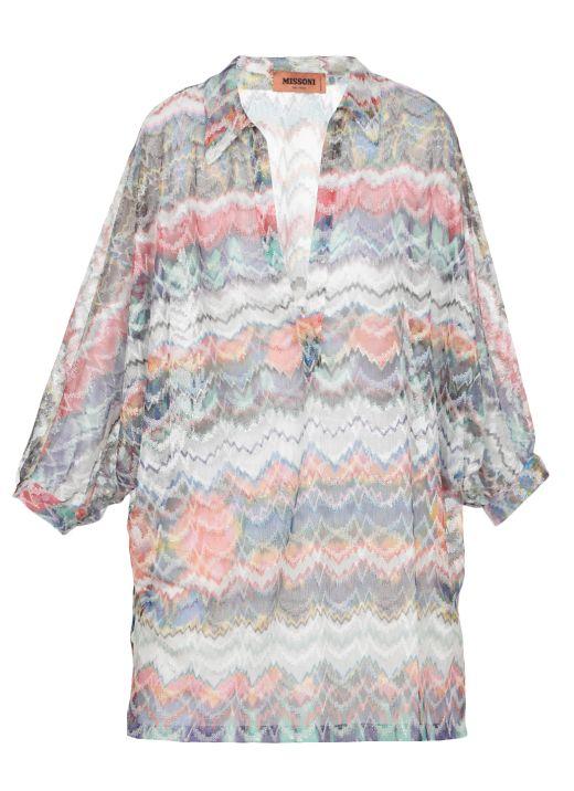 Short beach dress