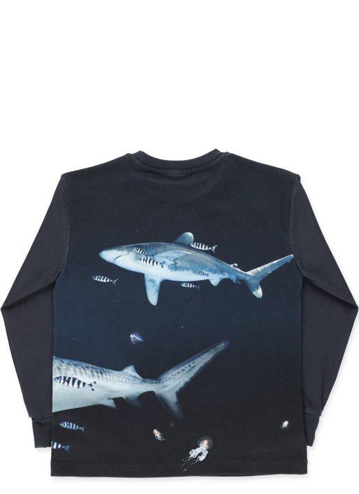 Sweatshirt with print