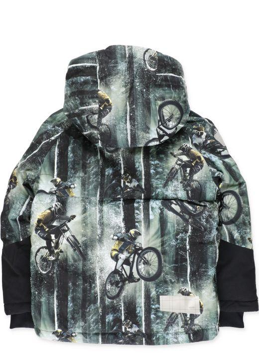 Water-resistent jacket