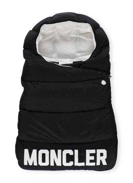 Logo sleeping bag