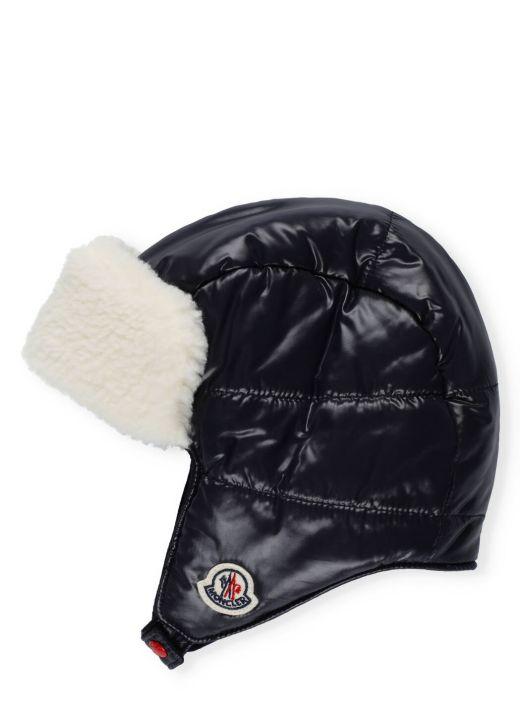 Padded hat