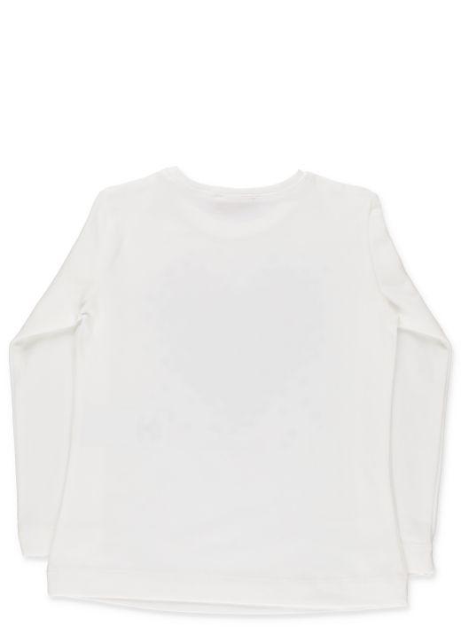 Maxi heart t-shirt