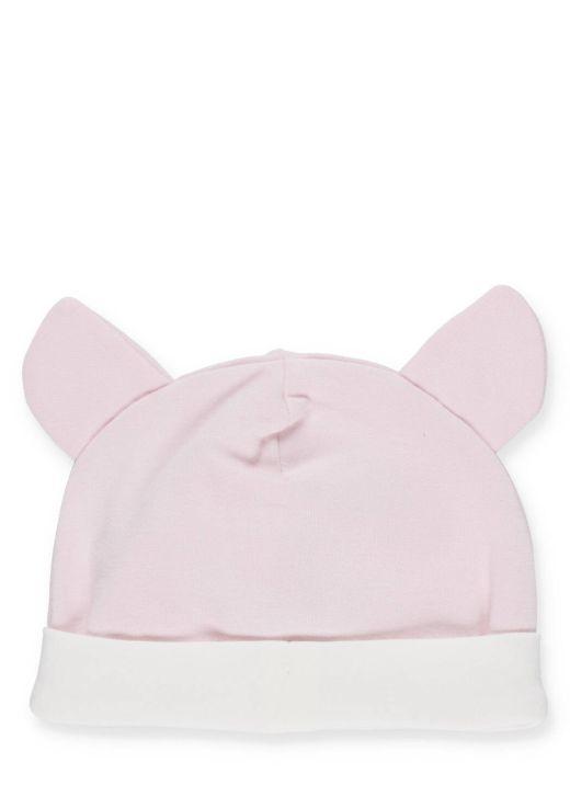 Ear shaped cap