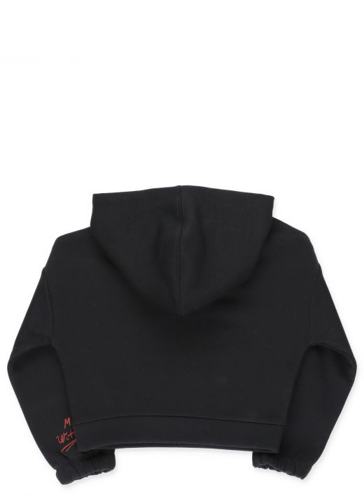 MNLS Hoodie with fringes