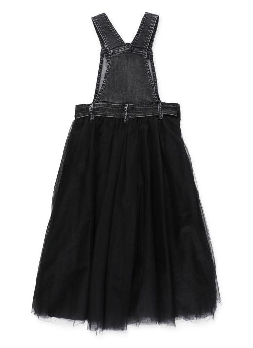 Salopette skirt