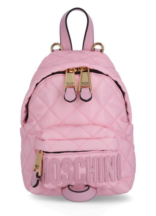 Loged backpack