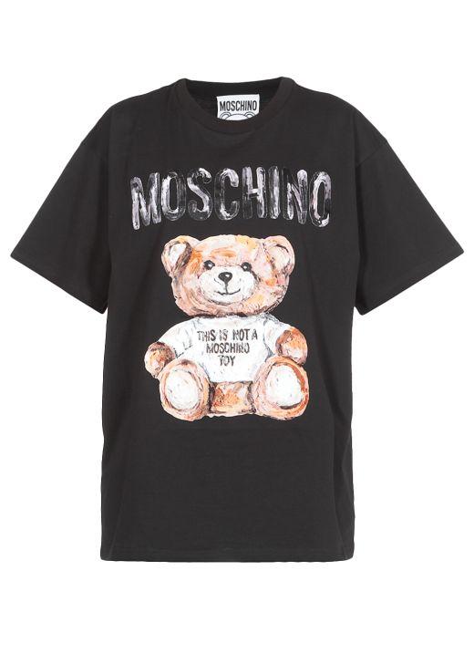 Oversize Teddy T-shirt