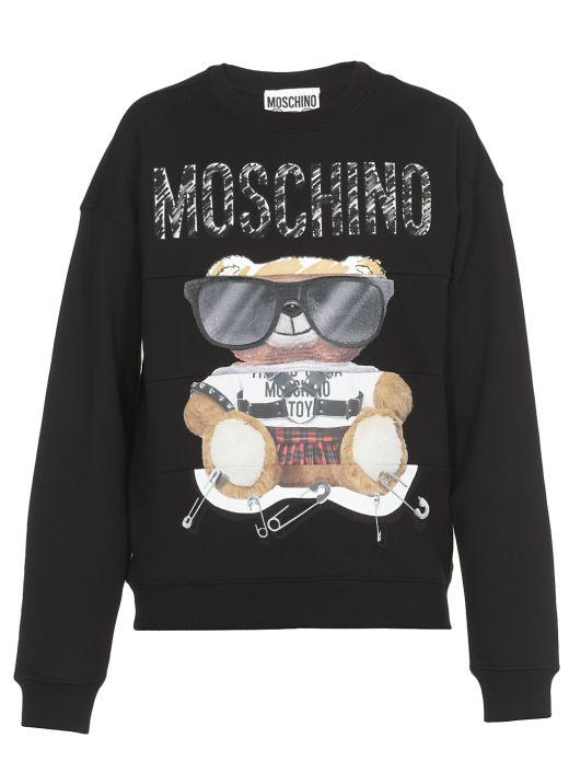 Mixed Teddy Bear Sweatshirt