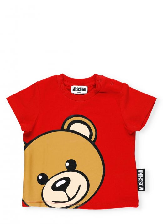 T-shirt with Teddy print