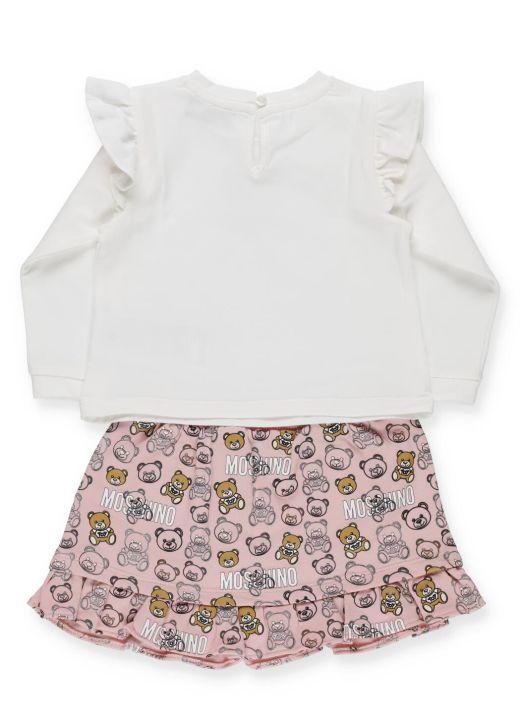 2 piece set T-shirt and shorts