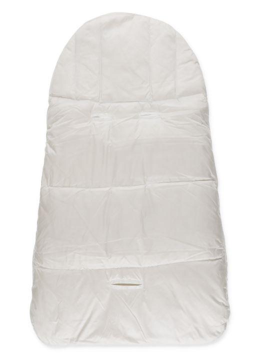 Printed padded sleeping bag