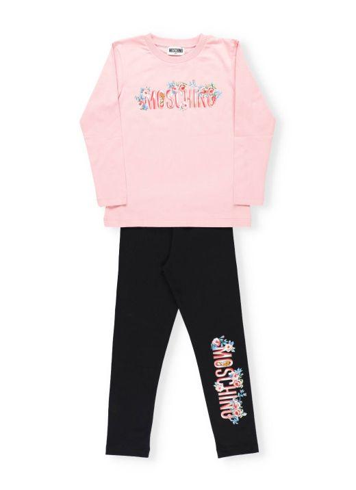 T-shirt and leggings set