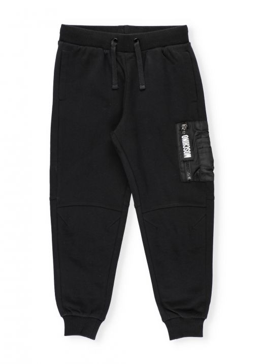 Jogging pants with pockets