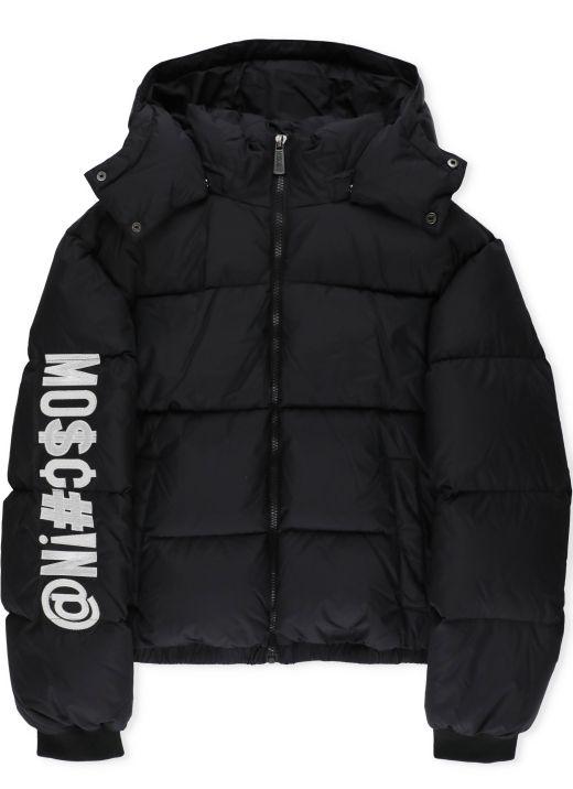 Kid down jacket