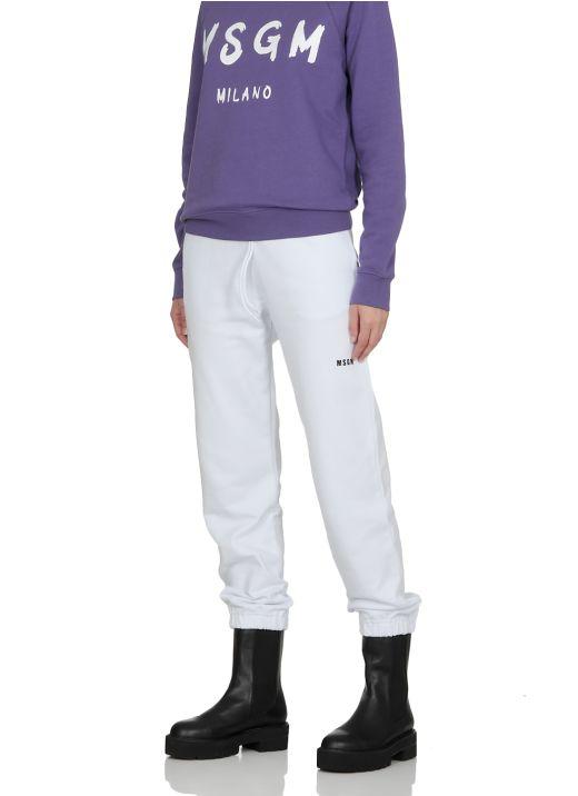 Cotton track pant