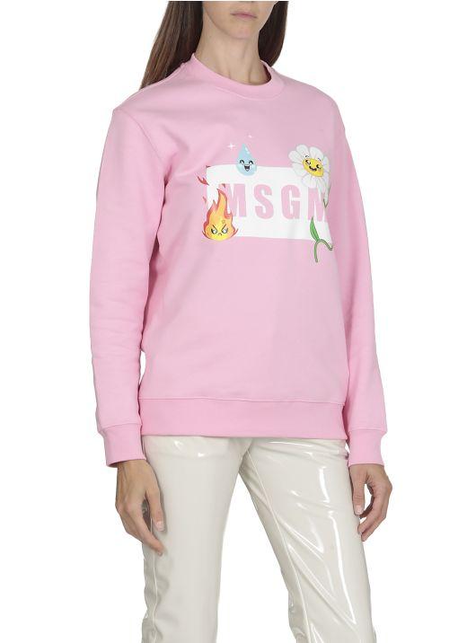 Emoji sweatshirt