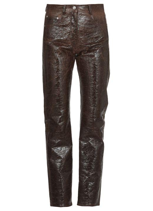 Five pockets trouser