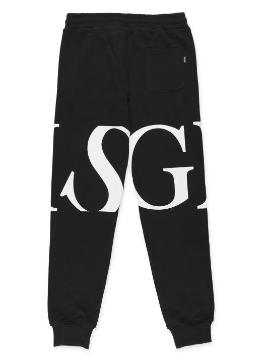 Logo trousers