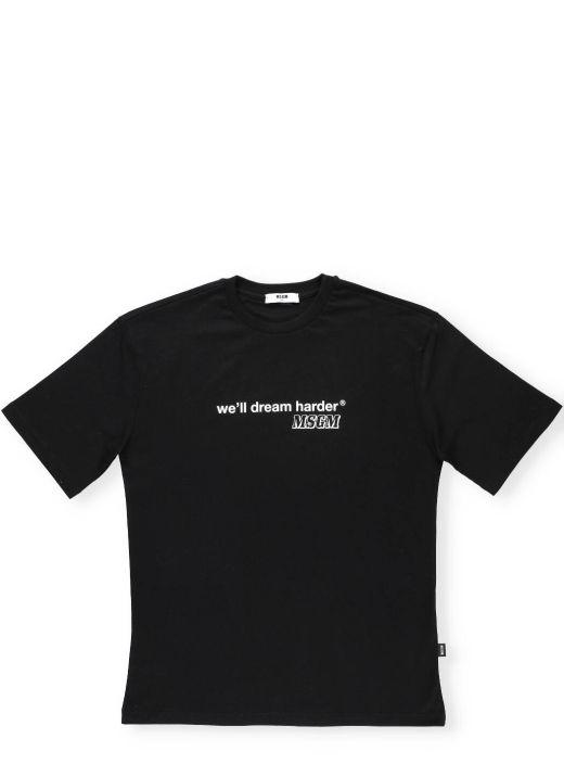 'We'll dream harder' t-shirt