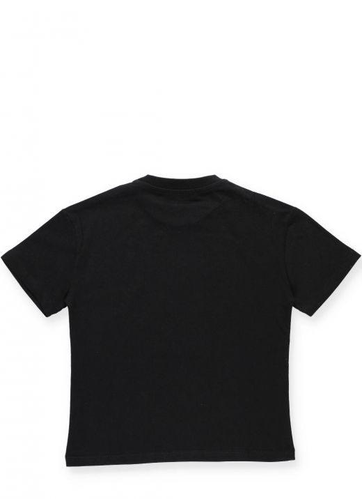 T-shirt with printed bear
