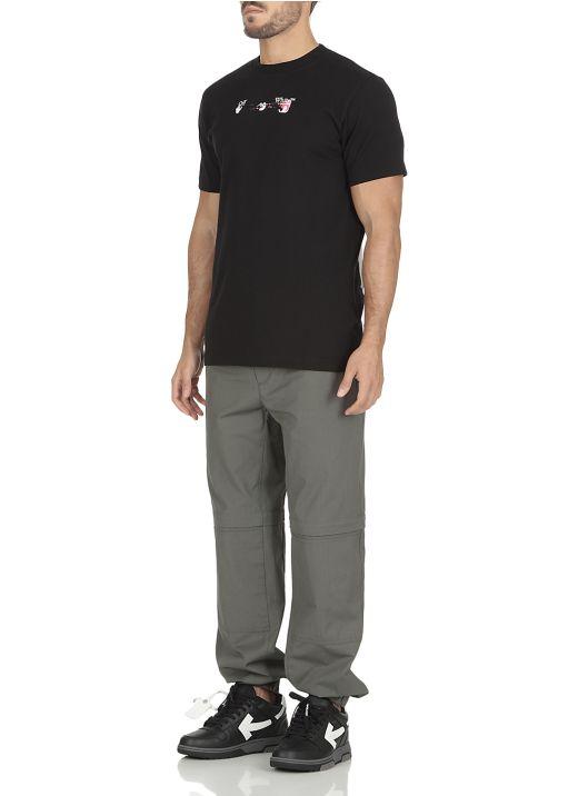 Acrylic Arrow t-shirt