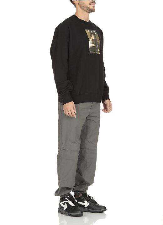 Caravaggio Boy sweatshirt