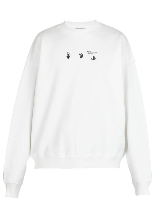 Arrow tree sweatshirt