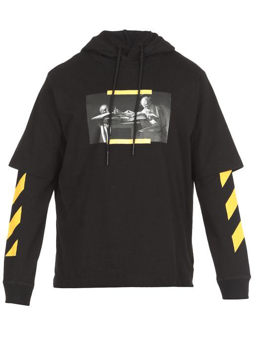 Caravaggio double hoodie