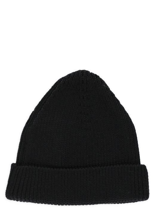 Wool beanie cap