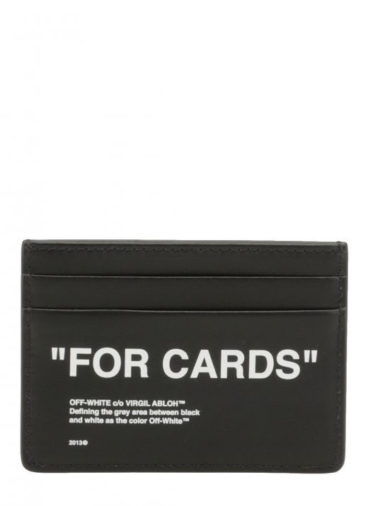 Quote credit card holder