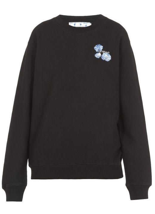 Floral Arrow sweatshirt