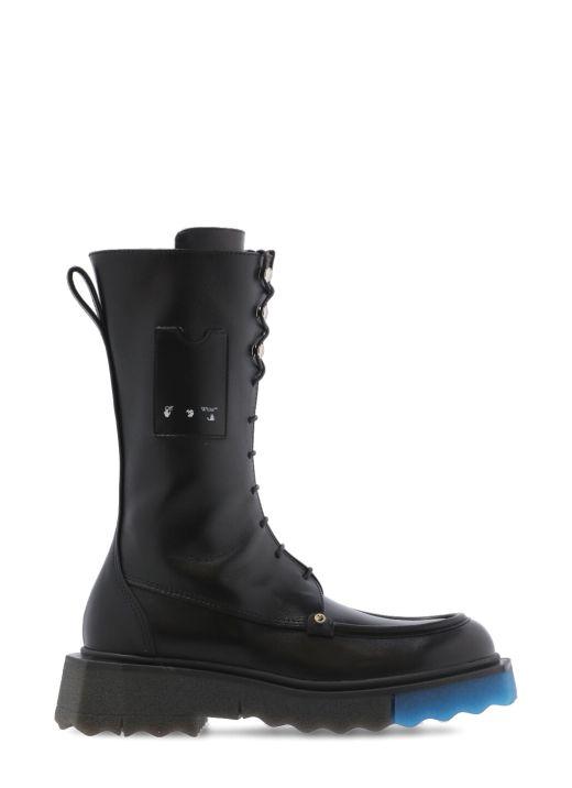 Nappa Sponge boot