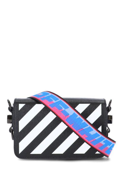 Diag Mini Flap Bag