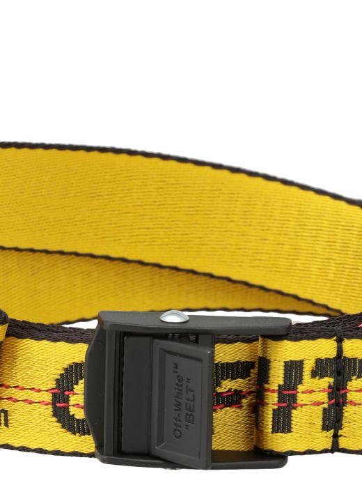Industrial logo belt
