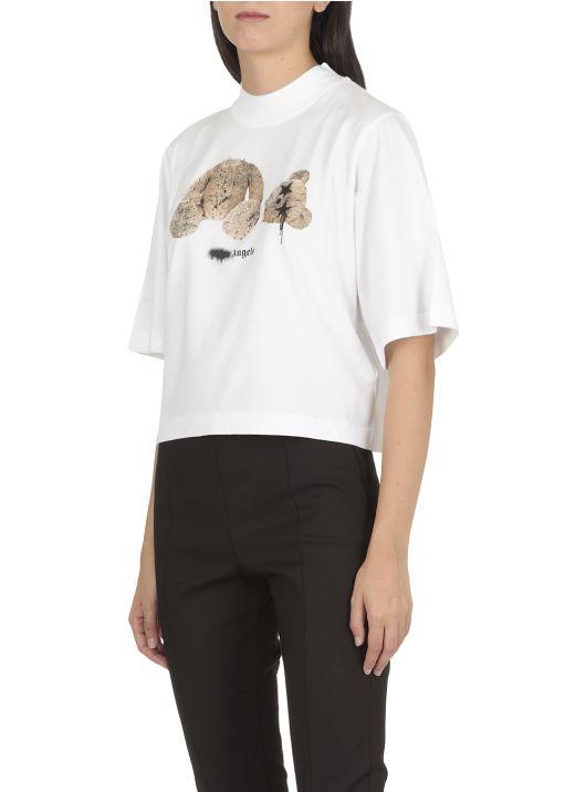 Bear Cropped T-shirt