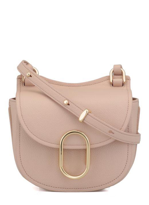 Loged shoulder bag
