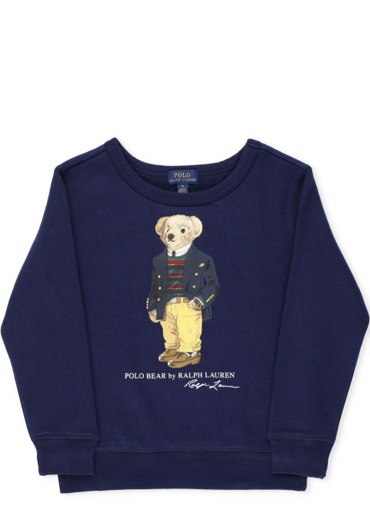 Felpa Polo Bear