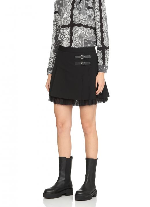 Kilt miniskirt