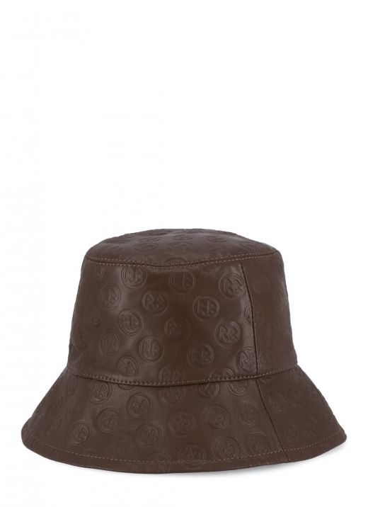 Bucket Hat con monogramma